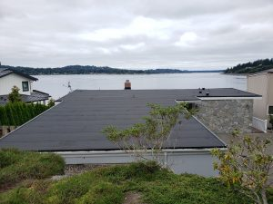 Roofing services - Flat roof